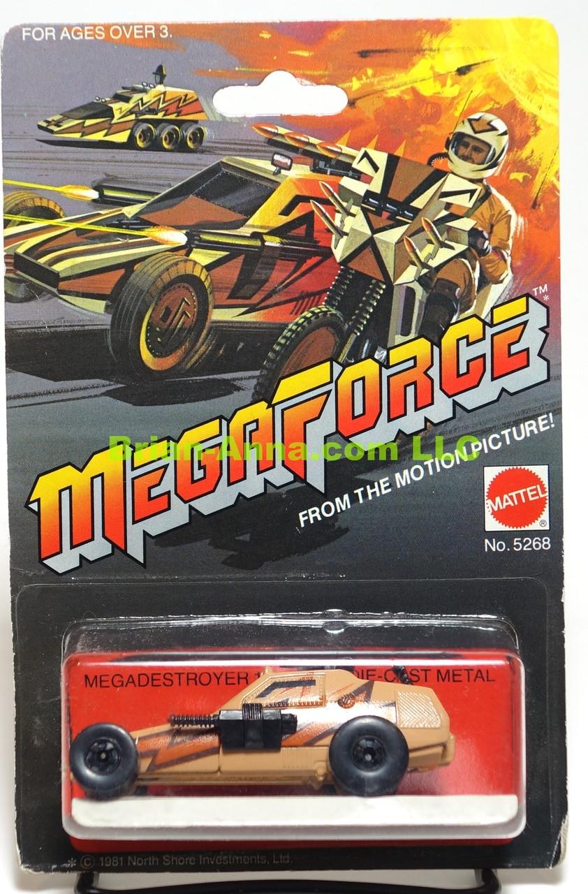 Hot Wheels Mega Force Megadestroyer 1, in BP (ms3-686)