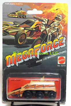 Hot Wheels Mega Force Tac Com in Combat Camo, in BP (ms3-690)