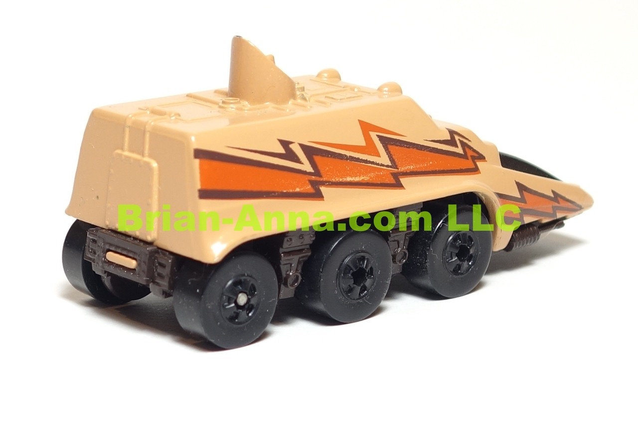 Hot Wheels Mega Force Tac Com in Combat Camo, loose (ms3-683)
