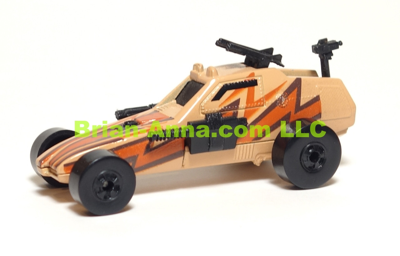 Hot Wheels Mega Force Megadestroyer 1, loose (ms3-685)