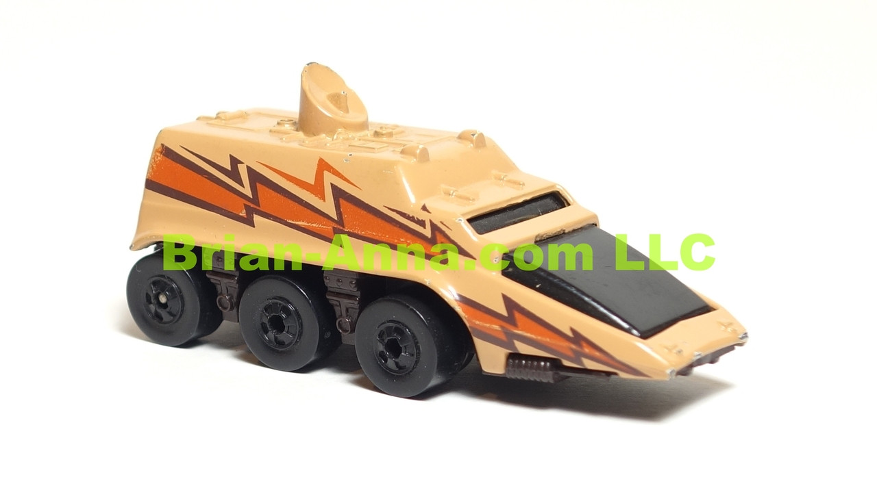 Hot Wheels Mega Force Tac Com in Combat Camo, loose