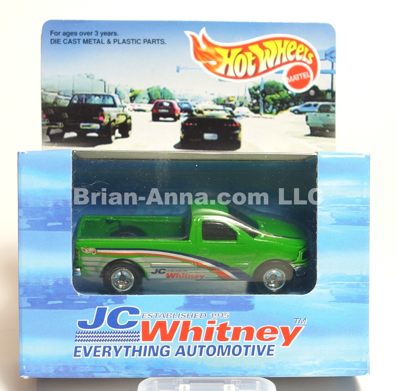 Hot Wheels JC Whitney Ford F150 Limited Edition