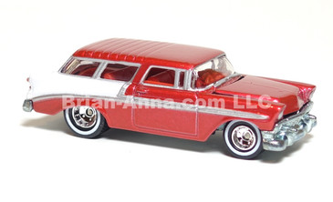Hot Wheels Ultra Hot Series '56 Chevy Nomad, metalflake red, LOOSE