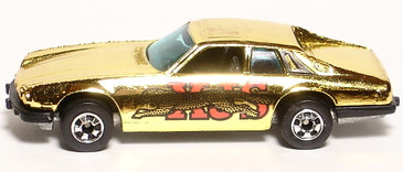 Jaguar XJS Gold Chrome (hwl076)