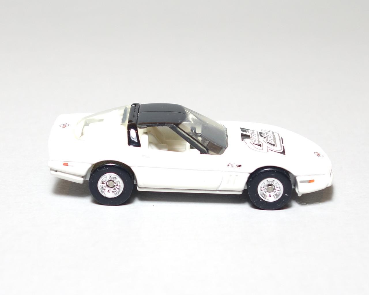 Hot Wheels 1988 35th Anniversary Edition Corvette in White Limited Edition for Corvette Central