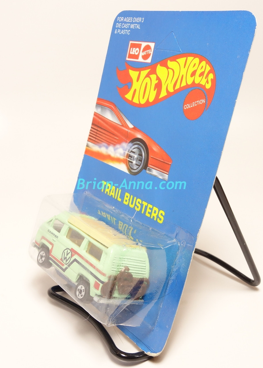 Hot Wheels Leo Mattel India, Mint Green Sunagon, on unpunched card