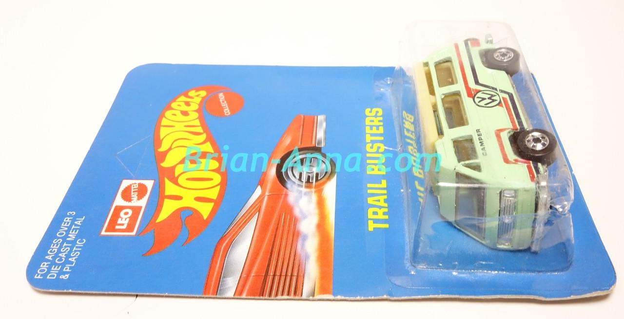 Hot Wheels Leo Mattel India, Mint Green Sunagon, on unpunched card