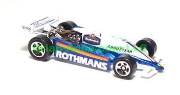 Hot Wheels Thunderstreak, Prototype Sample, Rothmans F1 Porsche