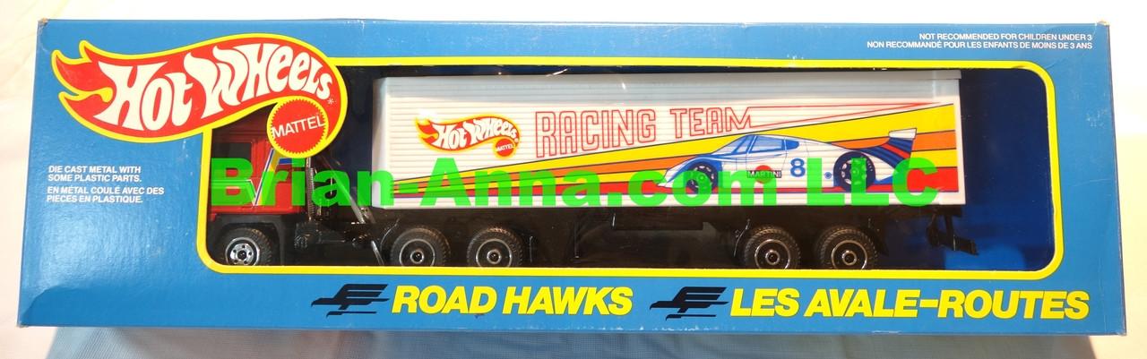 Hot Wheels Road Hawks Racing Team Martini Racing