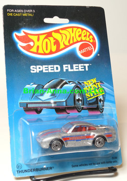 Hot Wheels Prototype/Sample, Porsche 959, Metalflake Silver, Red Interior, UH wheels