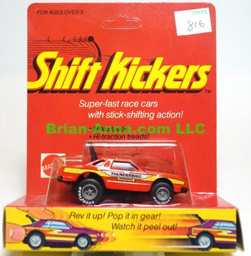 Mattel Shift Kickers, TNT Bird in Red, still in the package