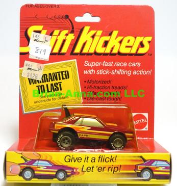 Mattel Toys Shift Kickers, Cookin Capri in Maroon, still in the package