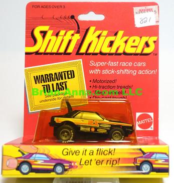 Mattel Toys Shift Kickers, Heat Streaker Capri in Black,  still in the package