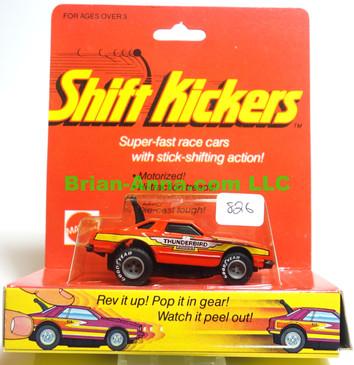 Mattel Toys Shift Kickers, TNT Bird in Red, still in the package