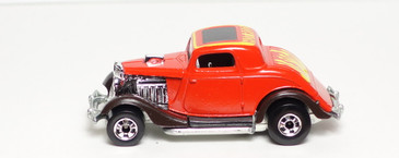 hot wheels Hi-Raker 3-window '34 Ford Coupe