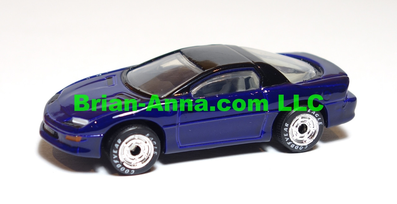 Matchbox Premier Series, Chevy Camaro Z28, Purple, loose