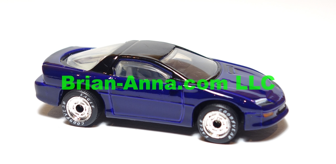 Matchbox Premier Series, Chevy Camaro Z28, Purple, loose