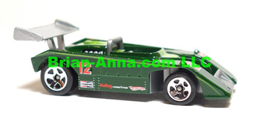 Hot Wheels 2008 Mystery Car, Shadow Mark 11a in Dark Green,  loose