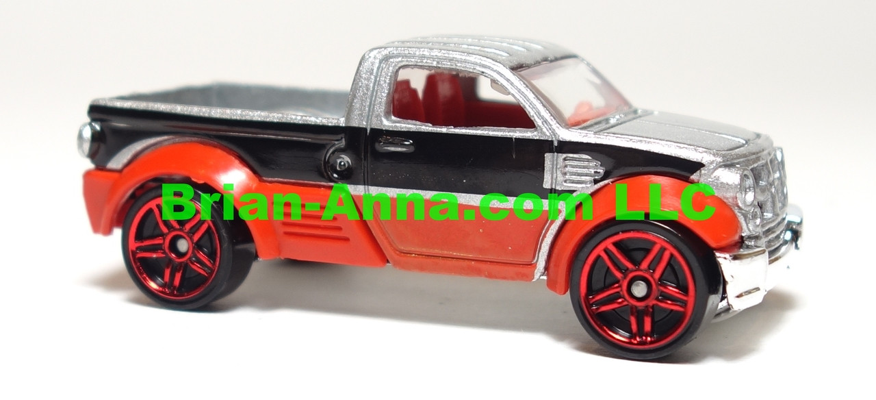 Hot Wheels 2007 Mystery Car, Dodge M80,  loose