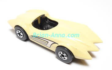 Hot Wheels Leo Mattel India, Beige Second Wind, Loose