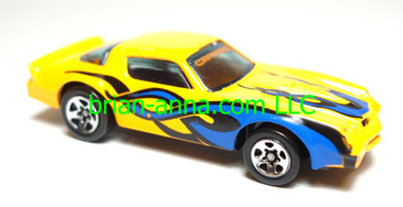 Hot Wheels Newsletter Chevy Series Camaro Z28 in Orange, loose (1015)