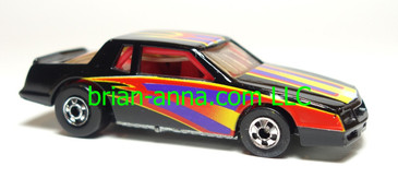 Hot Wheels Newsletter Chevy Series Chevy Stocker in Black, loose