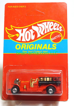 Hot Wheels Prototype/Sample, Market Research Blisterpaks, Originals Old Number 5