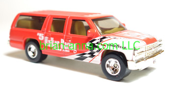 Hot Wheels Suburban Walker Racing LE Trailer Edition