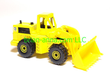 Hot Wheels Cat Wheel Loader, loose
