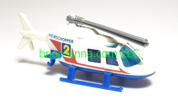 Hot Wheels Propper Chopper News Copter, loose