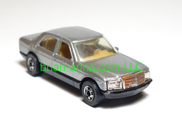 Hot Wheels Mercedes 380 SEL, Silver,  loose