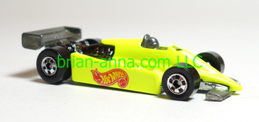 Hot Wheels Turbo Streak Formula Racer,  loose