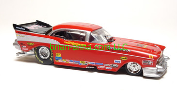Hot Wheels '57 Chevy Funny Car, Legends Series