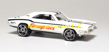 Hot Wheels 1969 Dodge Charger, Snap-on Tool promo, loose