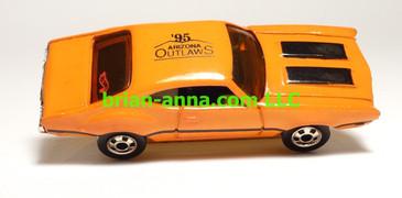 Hot Wheels 1995 Arizona Outlaws Club Car, Olds 442, Loose