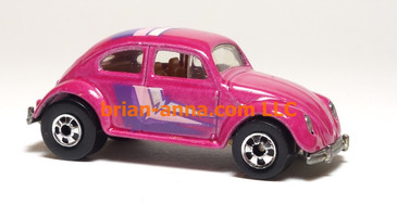 Hot Wheels Color Racer VW Bug, loose