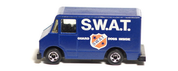 Hot Wheels S.W.A.T Van, Scene Machine