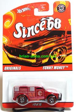 Hot Wheels Since 68 Originals,  Funny Money