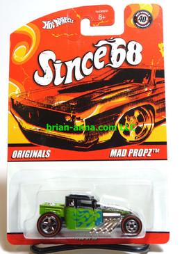 Hot Wheels Since 68 Originals, Bone Shaker in Green