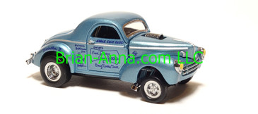 Hot Wheels Willys Gasser, Collectibles Legends Series, China base, loose
