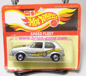 Hot Wheels Leo India Mattel Hare Splitter Silver, Magenta/Yellow tampo