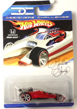 Hot Wheels Designer Challenge Series from 2007