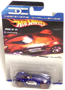 2007 Hot Wheels Designers Challenge