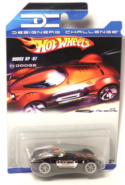 Hot Wheels 2007 Designers Challenge