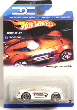 Hot Wheels Designers Challenge