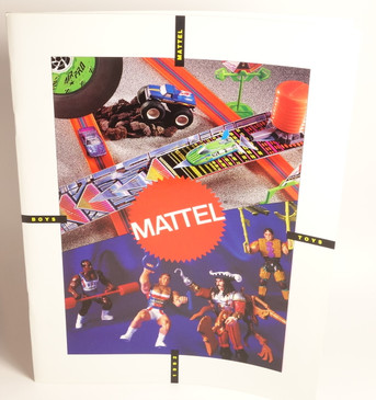 1992 Mattel Toy Catalog