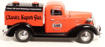 Clark Oil Company Coin Bank