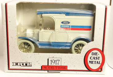 Ford New Holland Ertl Coin Bank