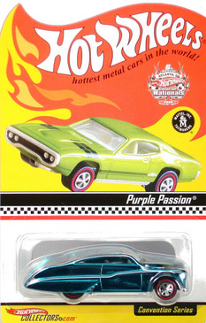 6th Hot Wheels Nationals Purple Passion Custom Merc