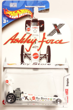 2004 Mattel Toy Store, Ashley Force Dragster